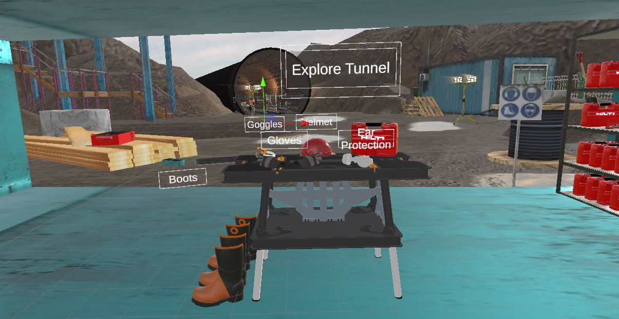Explore Tunnel