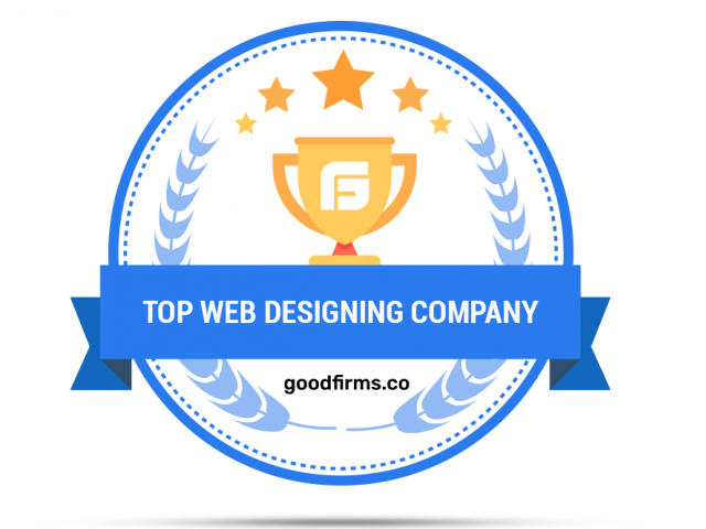 goodfirms top webdesign company webpuppies