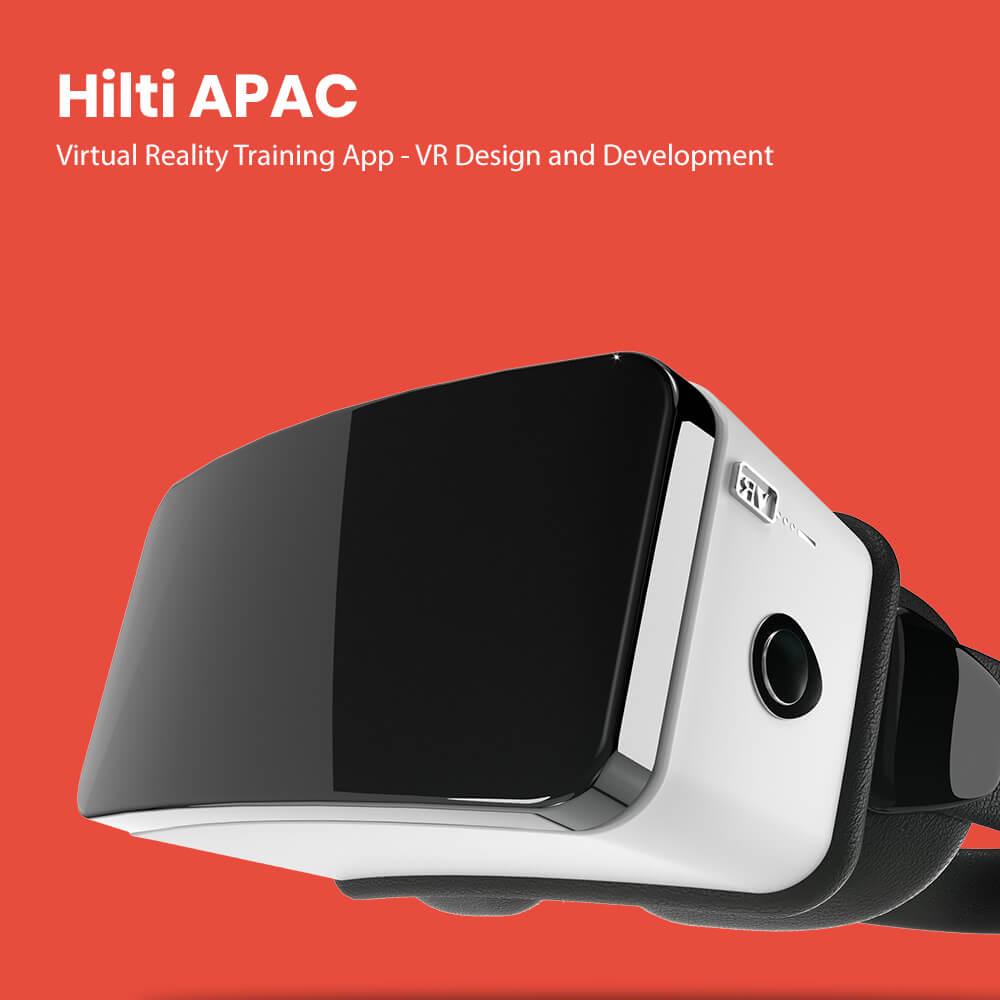 Hilti VR Training