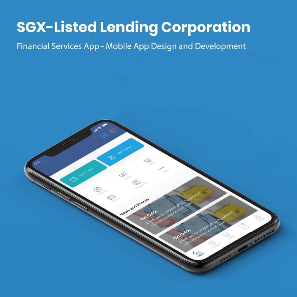 lender mobile app