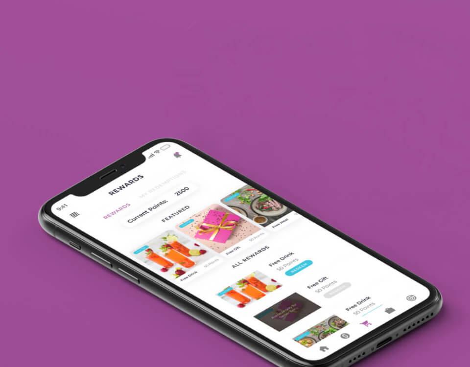rewards app