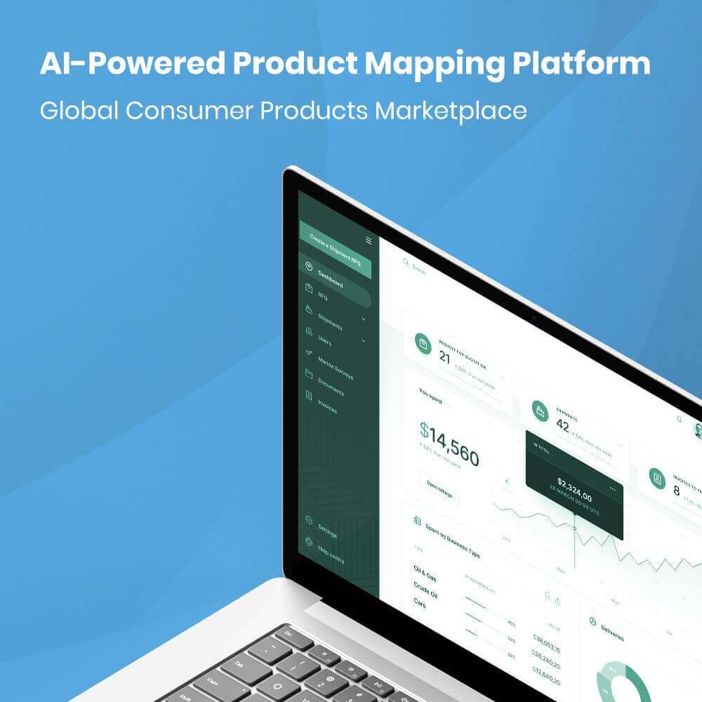 ai powered product mapping platform