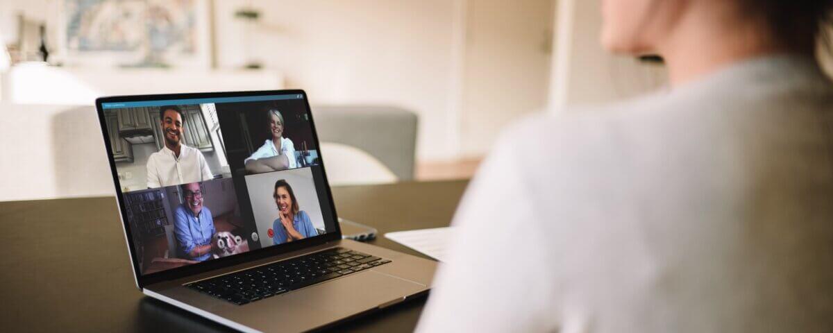 virtual reality conference call