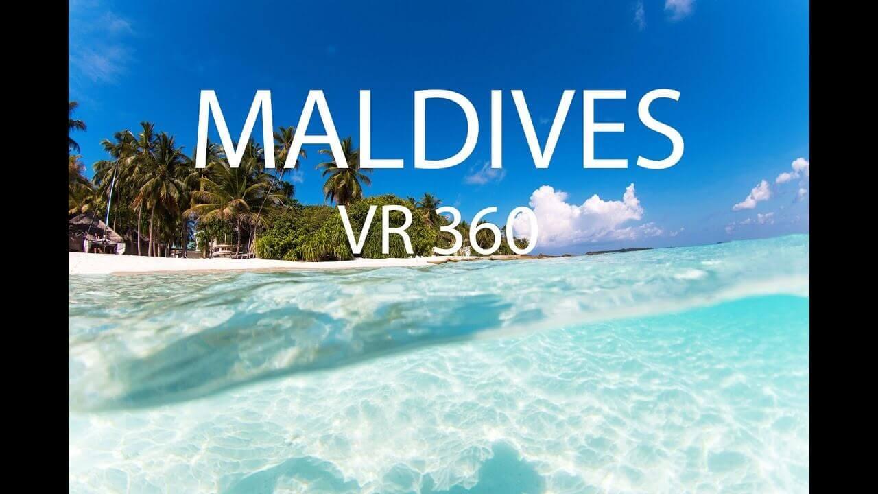 maldives vr
