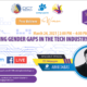 breaking gender gaps in the tech industry