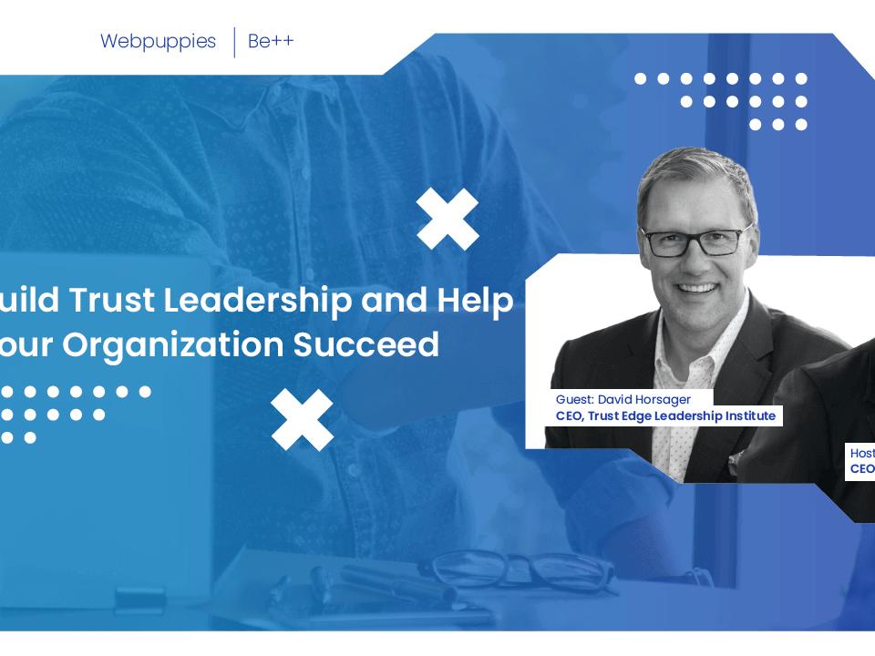 build trust leadership